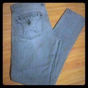People Liberation Gray SkinnyJeans